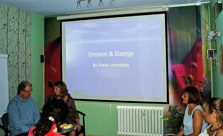 Seminár sny a energie